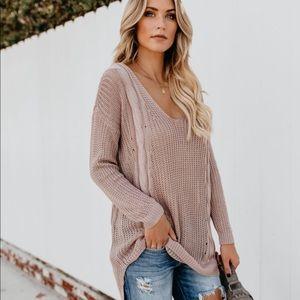 Vici City Girl Sweater